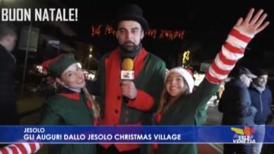 Jesolo Christmas Village: gli auguri degli espositori