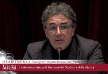 Luca Battistella: DiMe, Smart control room e car sharing