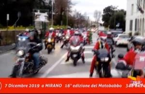 Motobabbo 2019: il motoraduno benefico a Mirano