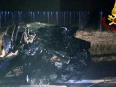 Noventa di Piave, frontale tra due auto: morti tre ragazzi
