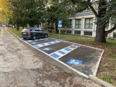 Nuovi parcheggi riservati agli utenti delle Vaccinazioni Pediatriche