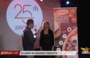 Prodal, 25 anni di storia: la vera pizza italiana di qualità