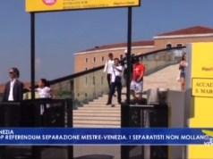 Referendum Separazione Mestre- Venezia Flop: i separatisti non mollano
