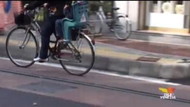 Photo of Rotaia del tram pericolosa: primo risarcimento