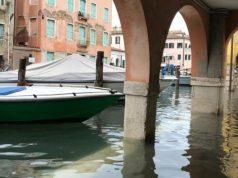 Acqua alta eccezionale a Chioggia: danni per 15 milioni di euro