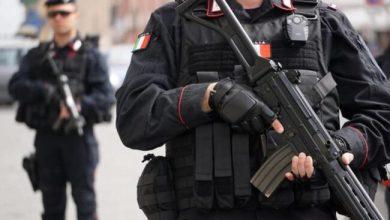 Esercitazione antiterrorismo