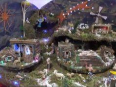 VIDEO: Mostra dei mini presepi a Sambruson di Dolo 2019 - Televenezia