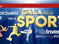 """Gala dello Sport: tante """"stelle"""" per celebrare lo sport di Jesolo"""