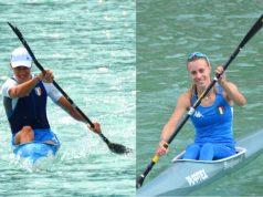 Canoa Club San Donà: il 2020 inizia con 3 convocazioni in nazionale