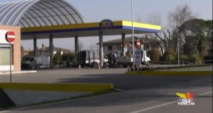 Colpo da 20mila euro al distributore di carburante a Eraclea