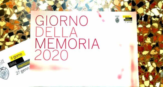 Giorno della Memoria 2020 a Venezia