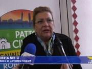Roberta Nesto si ricandida sindaco di Cavallino Treporti