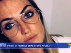 Sara Michieli muore a 25 anni in un frontale a Santa Maria di Sala