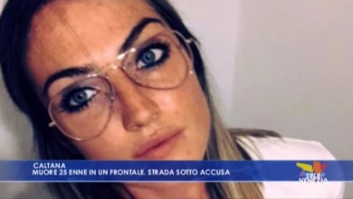 Photo of Sara Michieli muore a 25 anni in un frontale a Santa Maria di Sala
