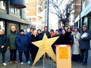 Via Verdi: ricavato della Stella d'Oro alla Casa Famiglia S. Pio X