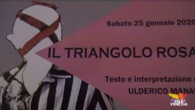 """Ulderico Manani presenta """"Il Triangolo Rosa"""""""