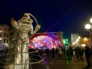 Mestre Carnival Street Show 2020 in Piazza Ferretto