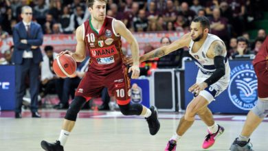 Photo of Reyer e Treviso Basket camerieri solidali prima del derby