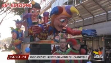 Photo of Carnevale Jesolano 2020: iniziati i festeggiamenti