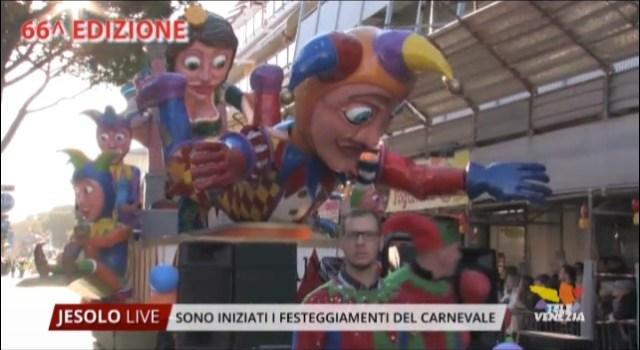 Carnevale Jesolano 2020: iniziati i festeggiamenti