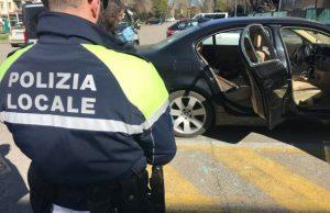 Mestre: tentato furto di un'auto, la polizia indaga