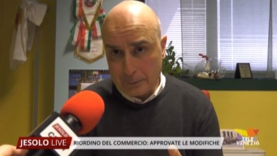 Photo of Riordino del commercio a Jesolo: approvate le modifiche