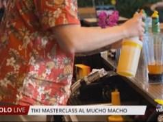 Tiki Masterclass al Mucho Macho di Jesolo
