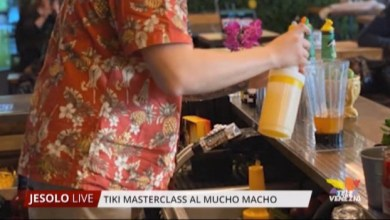 Photo of Tiki Masterclass al Mucho Macho di Jesolo