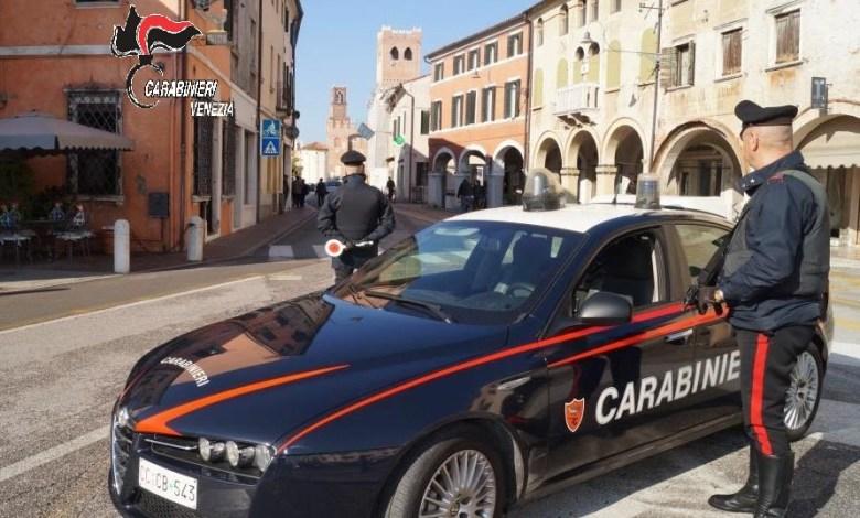 Riviera del Brenta e Miranese: due arresti per spaccio