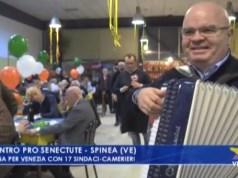 VIDEO:Cena dei sindaci a Spinea: raccolti 3500 euro per i veneziani - Televenezia