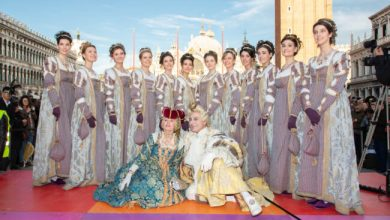 Photo of Carnevale di Venezia 2020: presentate le 12 Marie