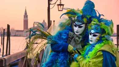 Photo of Foto del Carnevale di Venezia 2020: guarda la gallery