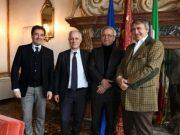 Mentana e Fontana consegnano 900mila euro per Venezia