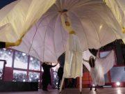 Riflessi in Chiaro Scuro: lo spettacolo al Carnevale di Venezia 2020