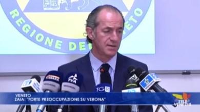 VIDEO: Coronavirus, Zaia: forte preoccupazione su Verona - Televenezia