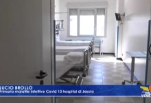 Photo of Covid Hospital di Jesolo: parata di sostegno