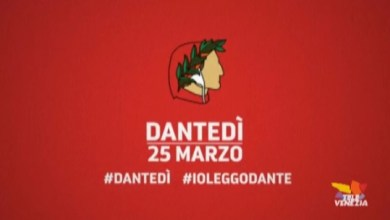 Si continua a festeggiare il Dantedì