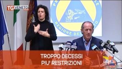TG Veneto News le notizie del 25 marzo 2020