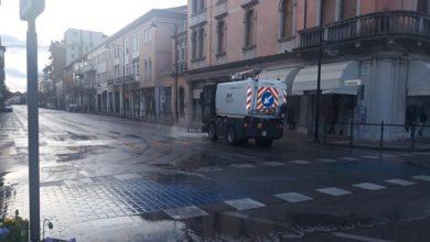 Photo of Coronavirus a San Donà: disinfestazione straordinaria delle strade