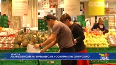 Photo of Consumatori in allarme: rincari nei supermercati. La denuncia