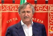 Coronavirus a Venezia, aggiornamento 16 aprile: parla Brugnaro