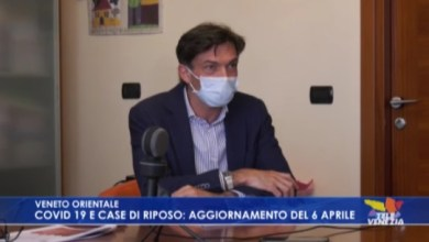 Photo of Coronavirus e case di riposo: bollettino 6 aprile