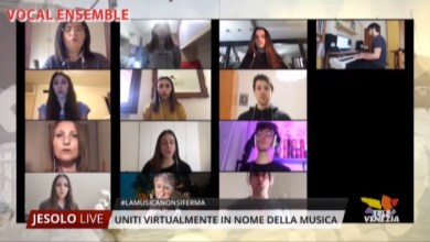 Photo of Monteverdi New Voices: uniti virtualmente in nome della musica