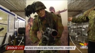 """Museo Storico Militare """"Vidotto"""" a Jesolo – 7 Parte"""