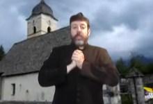 Torna Davide Stefanato in un video sulle messe in quarantena