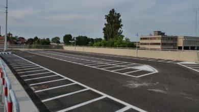 Parcheggio per moto e biciclette a Piazzale Roma: 135 stazi