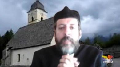 Davide Stefanato: parroco e parrucchiera nella fase due