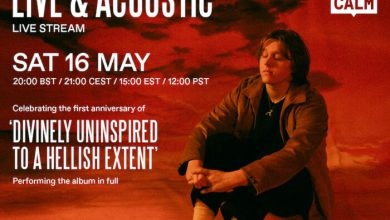 Photo of Lewis Capaldi: Special live stream da casa