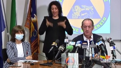"""Elezioni, Zaia: """"costretti a votare in settembre. Brutta pagina di storia"""""""