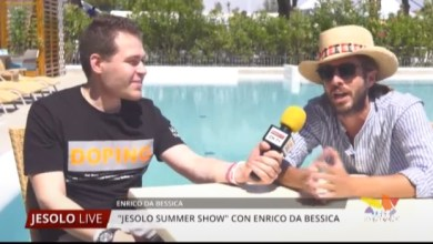 Photo of Jesolo Summer Show: il nuovo programma di Enrico Contarin